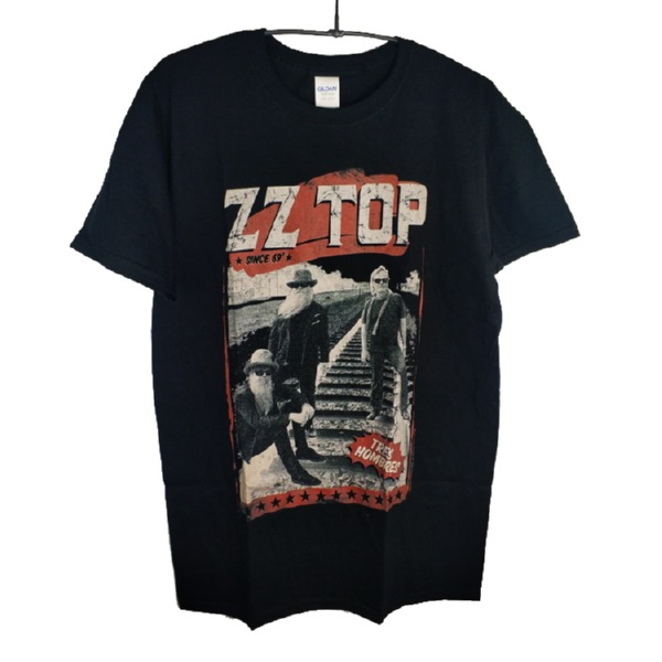 ZZ TOP 官方原版 Hombres (TS-S)